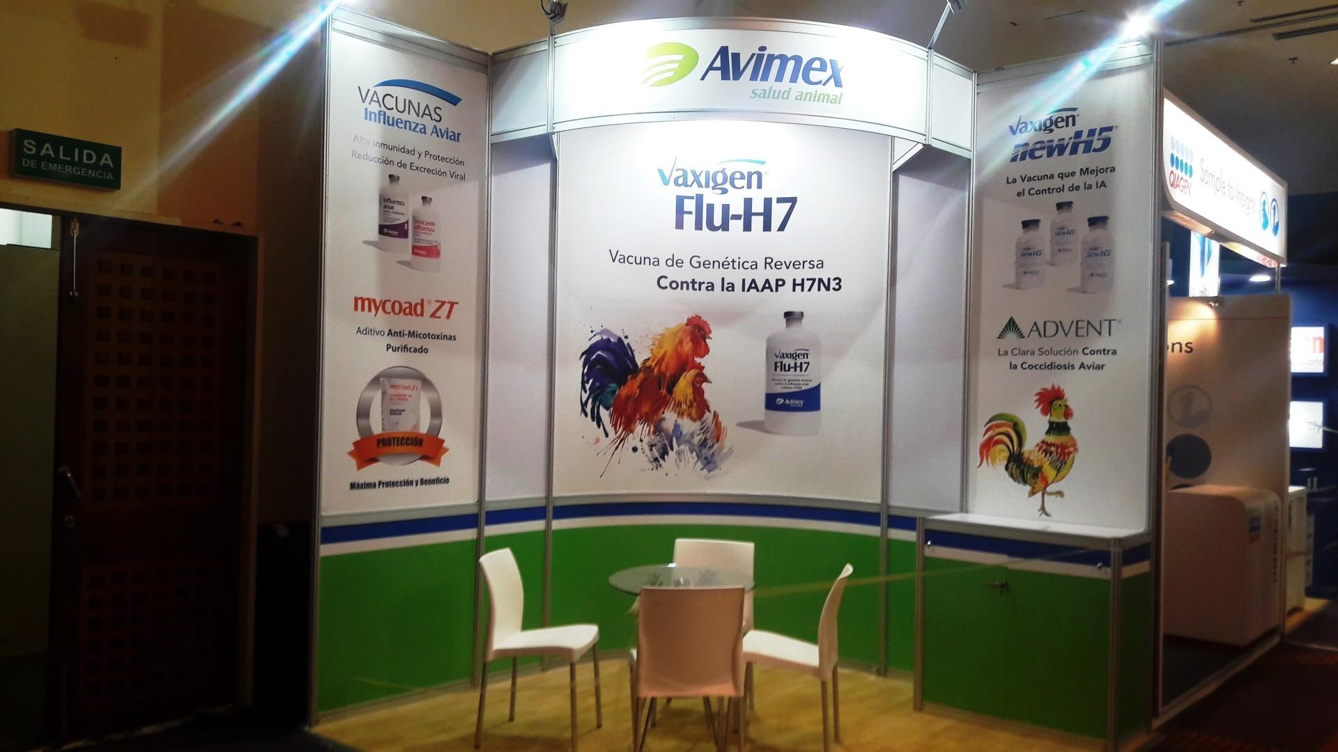 Avimex® en la XLII Convención Anual ANECA