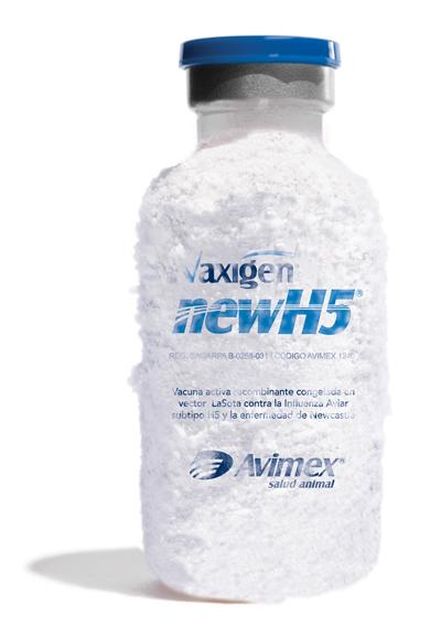 Vaxigen® NewH5® congelada