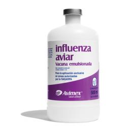 influenza aviar vacuna emulsionada