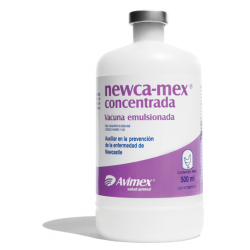 newca-mex® concentrada vacuna emulsionada