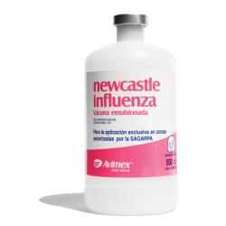 newcastle influenza vacuna emulsionada