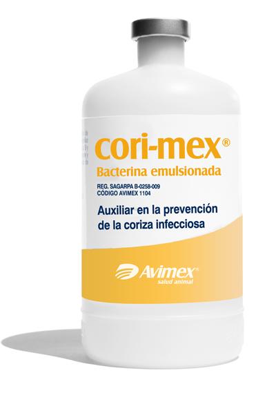 cori-mex® bacterina emulsionada