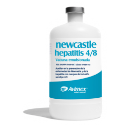 newcastle hepatitis 4/8 killed vaccine