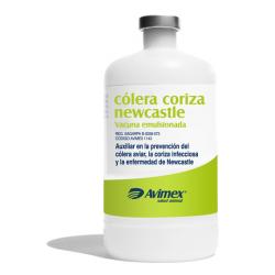 colera coriza newcastle vacuna emulsionada