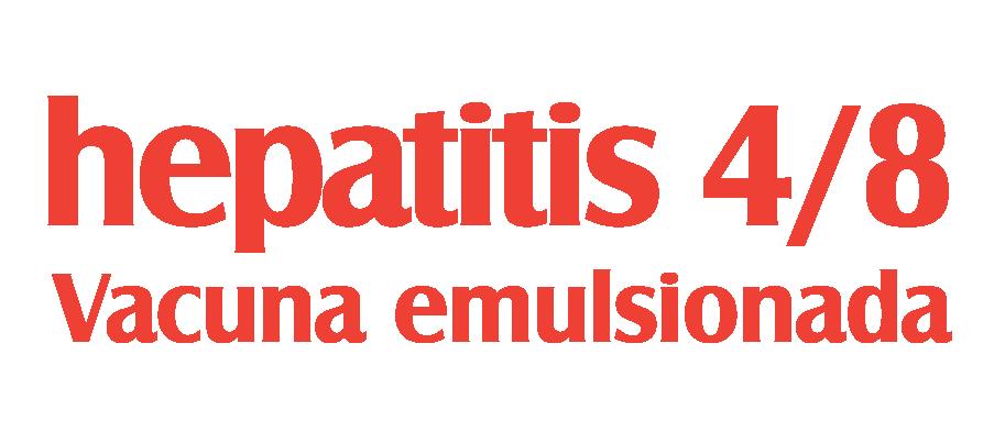 hepatitis 4/8 vacuna emulsionada