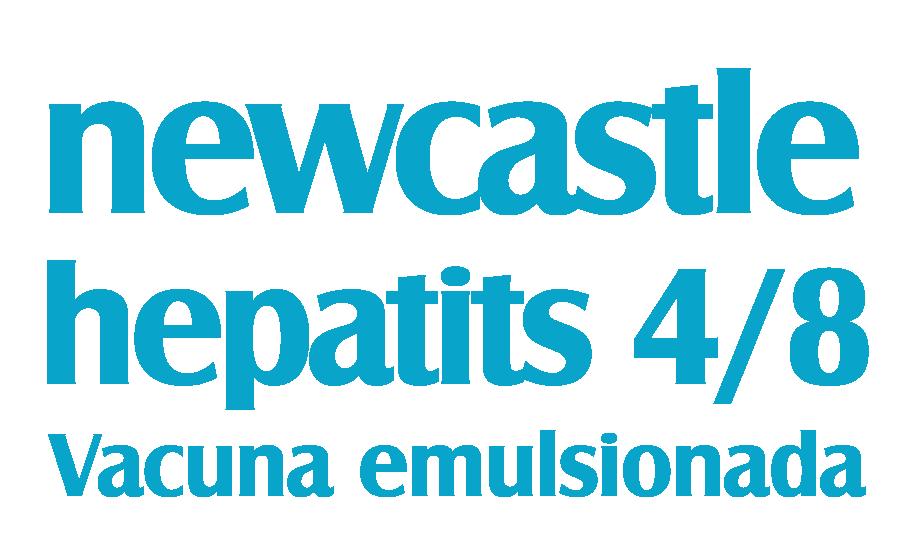 newcastle hepatitis 4/8 vacuna emulsionada